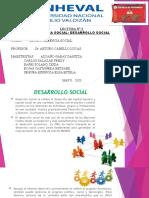 desarrollo social expo