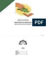 TABLA DE PLANTAS MEDICINALES EN ARGENTINA.pdf