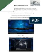 Guida per Kodi + EPG