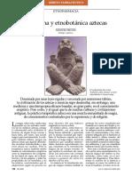 Medicina y Etnobotanica Aztecas