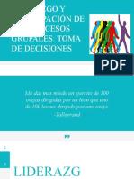 liderazgo y participacion de los procesos sociales