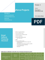 Group 2 - Presentation on Financing of Defense Projects - Final Version