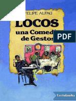 Felipe Alfau - Locos Una comedia de gestos