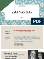 ERA VARGAS (1930-45)