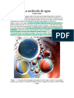 Guía N°3 La Molécula de agua y Sales Minerales