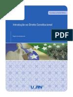 Introdução ao Direito Constitucional EAD (Rogerio Lima)