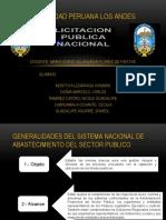 LICITACION PUBLICA TERMINADO