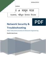 Network security Bangla book