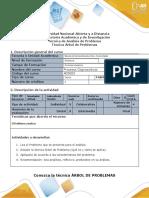 INSTRUCTIVO Técnica Árbol del Problema (1)