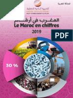 Le Maroc en Chiffres, 2019 (Version Arabe & Française) (1)