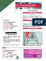 Navette Paris-Beauvais Aller