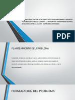 Presentación ANTEPRYECTO DE METODOLOGIA,,