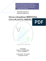 Manual Stevia Ecuador