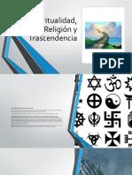 Espiritualidad ,Religion y Trascendencia.pptx
