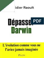 Dépasser Darwin - Didier Raoult.pdf
