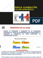 PPTs Sesión 11 y 12 Plan estratégico