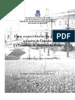 PINHEIRO, Alexander Magno Silva. Uma experiência do front