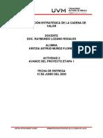 ACTIVIDAD 2 ADM. DE LA CADENA DE VALOR