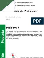 Resolución del Problema 5