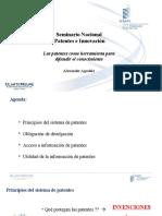 3 Patentes Como Herramienta Para Difundir El Conocimiento Alexander Agudelo (Patentes)