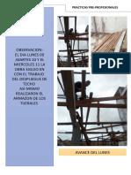 INFORME DE LAS PRACTICAS 06