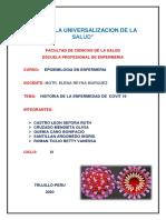 epidemiologia corovarirus listo