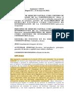 C-284-15 - PRINCIPIOS DE DERECHO NATURAL