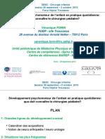 Dévellopement - Développement Psycho-Moteur - Forin - Septembre 2013