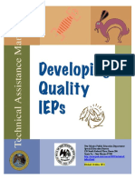 Developing-Quality-IEPs