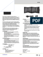 Anleitung Solar Panel SP100 de-en