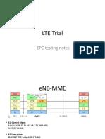 LTE Trial