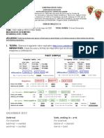 GUÍA DE TRABAJO INGLÉS # 5-6 7 2020