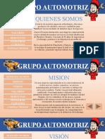 PERSONALIZACION DE DIAPOSITIVAS - AUTOMOTRIZ