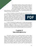 7 Transferencia  y Contratransferencia BASES DE LA TGRUPO.pdf