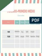 horario-primero medio.pdf
