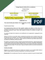 Guía Química- 8°