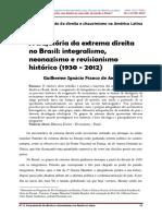 trajetoria da extrema direita brasileira