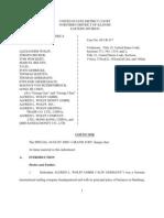 Honey laundering indictment