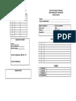 Evaluación Cuantitativa de la Madurez - Bender 2017