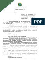 Consulta publica Atendimento a consumidor denuncias MINUTA DE CIRCULAR 07 2020