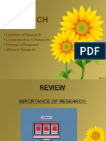 What is Research_ Charac