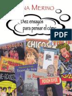 Diez ensayos para pensar el cómic - Ana Merino.pdf