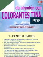 COLORANTES TINA