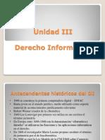 Unidad III - Derecho Informático