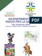 La Relazione Dott. Ferdinando Laghi