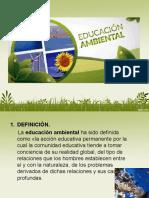 EDUCACIÒN AMBIENTAL 1° CLASE