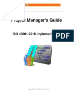 1-Project Manager's Guide 45001-2018