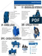 INGERSUCOL - LINEA DE PRODUCTOS -BOMBAS SUMMIT PUMPS