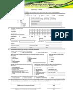 lakbay-aral survey form