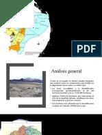 Desertificación de Los Suelos en El Ecuador